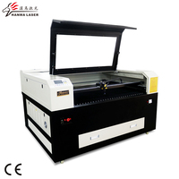 High speed 1610-h 130w marble laser cutting machine+co2 glass laser tube laser cutting engraving