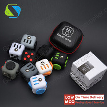 Hot selling Fidget Cube Mini Desk Toy Magic Cube free shipping relieves stress cube