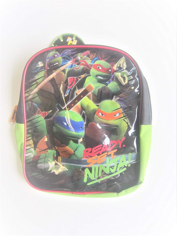 12 Inch Mochila Age Mutant Ninja Turtles Backpack