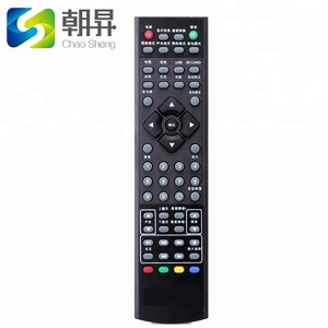 standard remote for changhong tv remote control