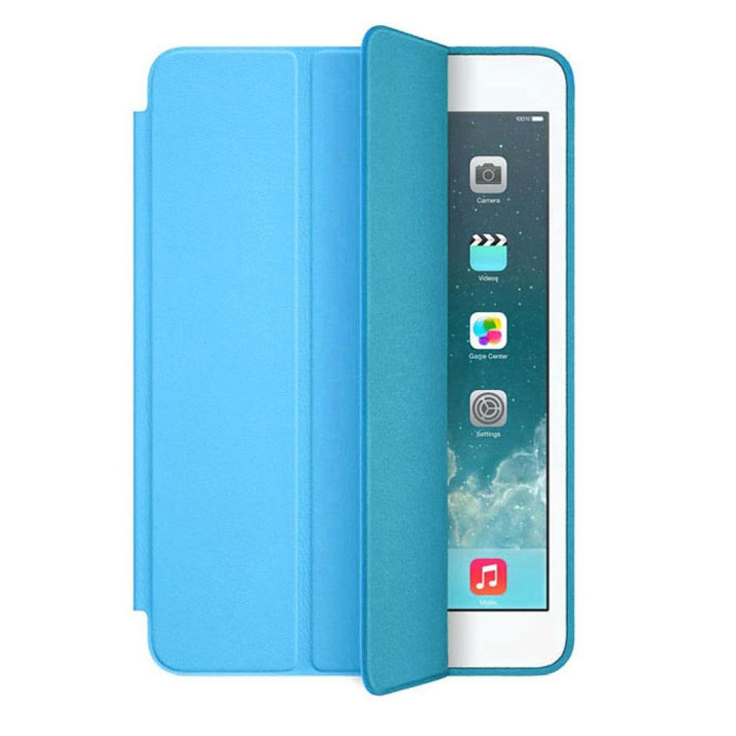 For iPad Mini 1 2 3 Retina Case, HP95(TM) Ultra Slim Smart Case Flip Stand Leather Cover For iPad mini 1 2 3 Retina (D)