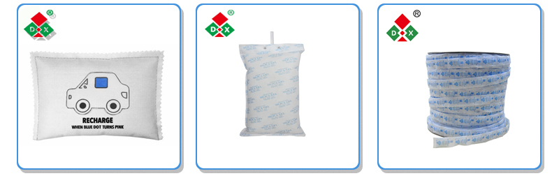 1G Humidity control desiccant dry bags moisture absorbent silica gel