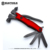 Bus and car Emergency glass breaker functional folding hammer