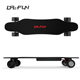 800watt auto self remote control skate board cheapest 4wd electric skateboard longboard