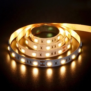 Non-waterproof 300LEDS SMD 5050 Warm White/White/ DC12V/24V Flexible LED Strip Diode Tape Light