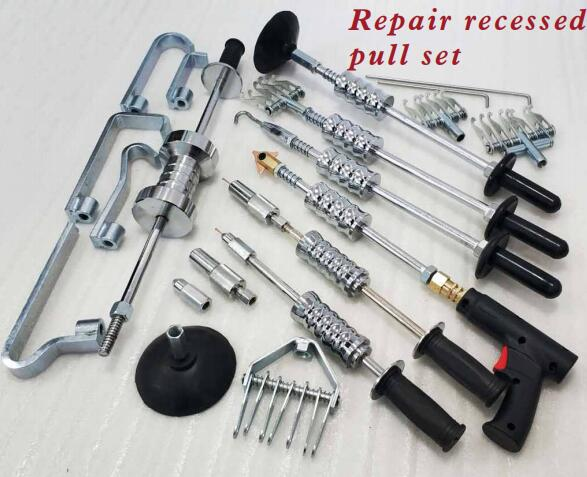 Automatic dent pulling kit & spot welding spare parts &car body repair system