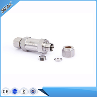 Stainless Steel Forged Poppet Check Valve