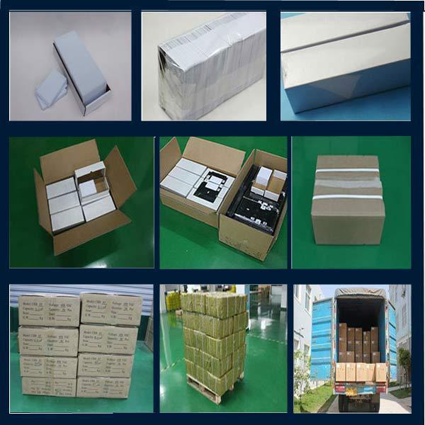 Hot Selling Plain White Blank Pvc Id Card Size Cr80/blank Photo Id ...