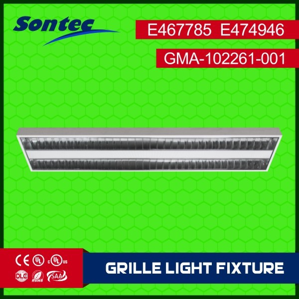 hanging Fancy surface mounted LED grille light
