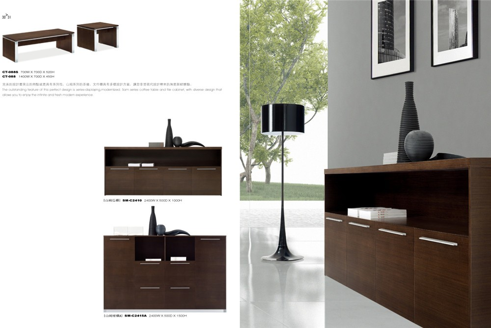 Office Furniture High Quality Filing Cabinet Office Low Credenza