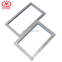 Printing machine parts make luminum screen printing frames,Aluminum screen frames,silk screen frames