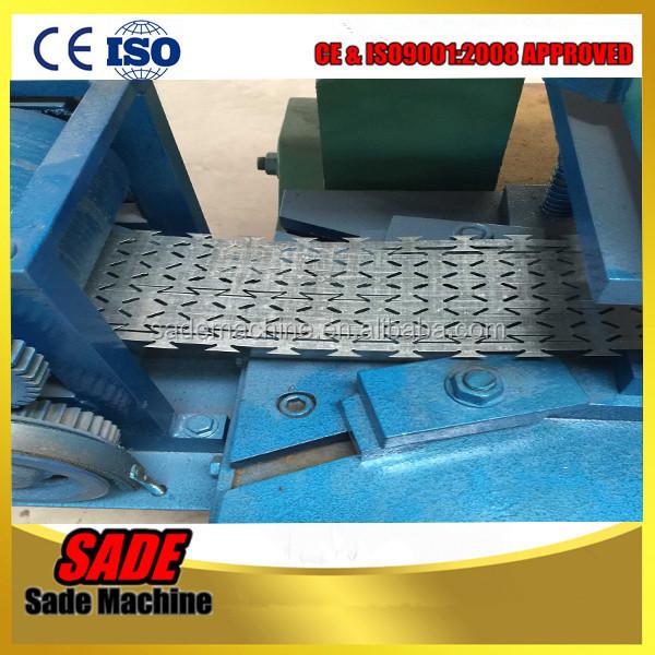 Razor Blade Press Machine/ Razor Blade Wire Line/ Automatic Razor ...