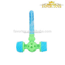 plastic bubble hammer toy with sound for kid