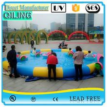 Factory customized water game adults paddle boats imported