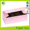 Custom loaf cake packing box cup cake box cake pop box