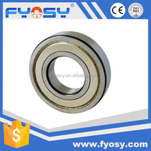 factory supply deep groove ball 6303 ZZ 2RS 17x47x14mm korea bearing for motorcycle wheel