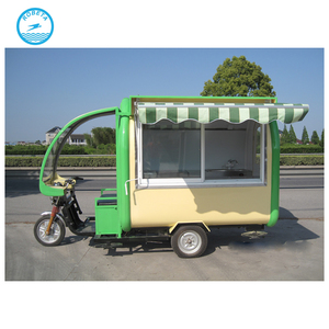 New-style small food machines maker ice cream van for sale