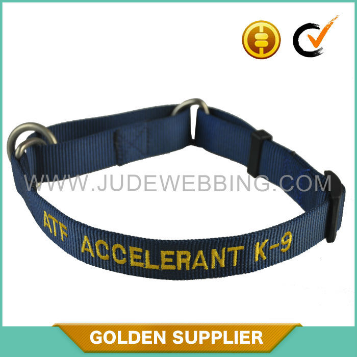 professional police k-9 dog collars manufacturer