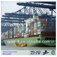 shipping agent/sea shipping/20GP/40hr container
