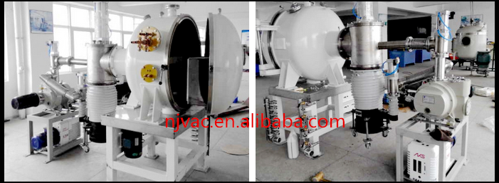 Vacuum Induction Melting Furnace With ISO Certificate