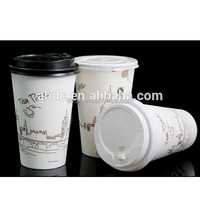 bulk paper cup cheap price paper cup single pe coated paper cup