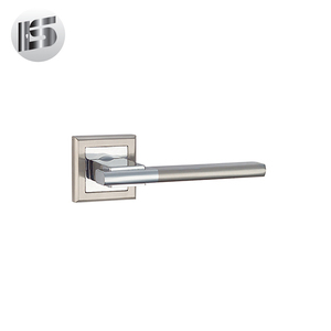 New design 125 mm concealed cabinet daf door handle in zinc alloy