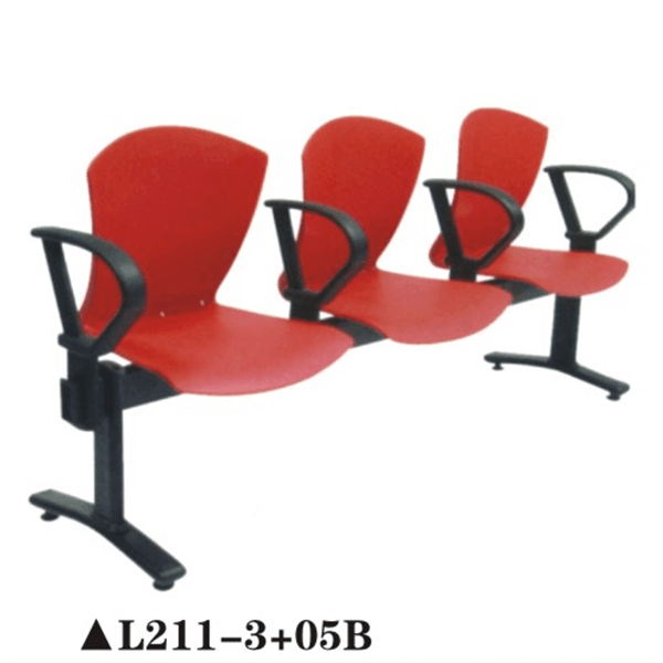 Salon waiting room furniture/medical waiting room chairs L211-3+05B