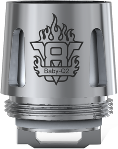 SMOK V8 Baby-Q2 coil TFV8 big baby and TFV8 baby coils 0.4ohm 0.6ohm 5pcs per pack