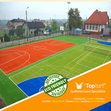 Thiolon PP Monofilament Sports Grass Artificial for Outdoor Soccer Playground