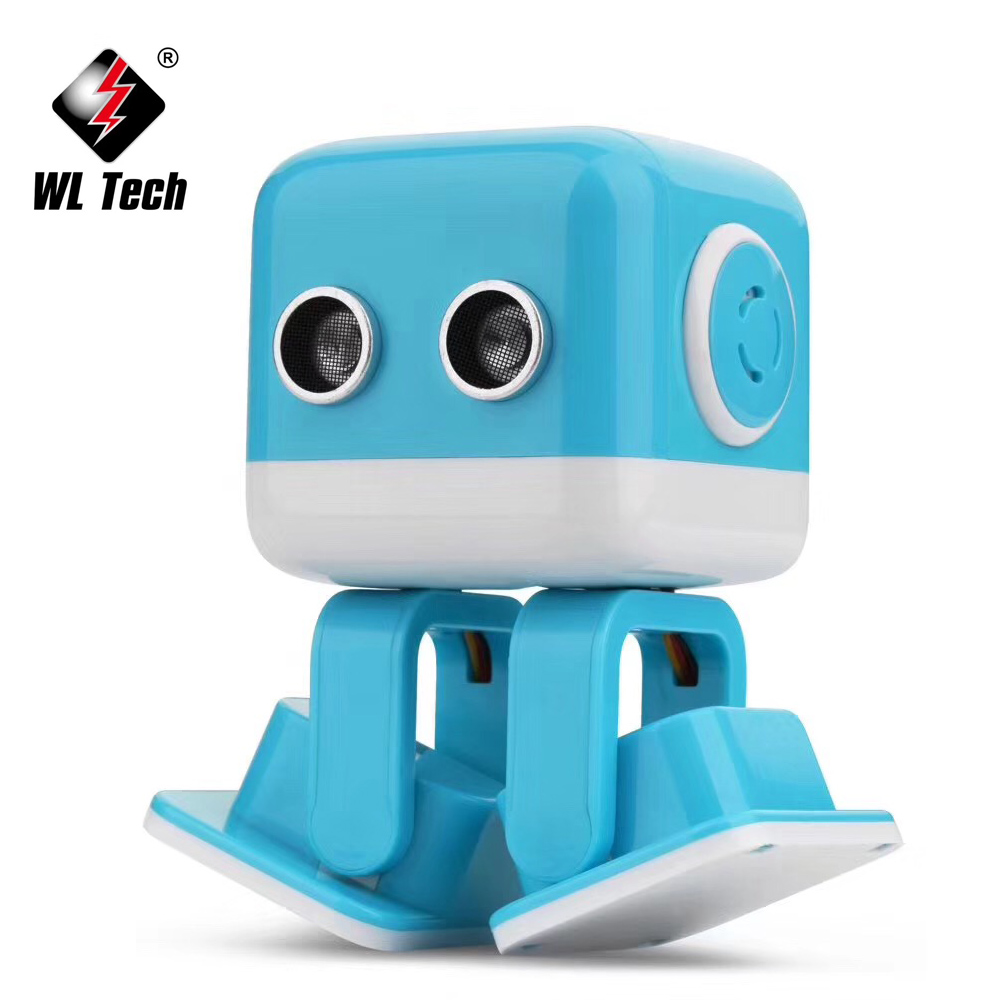 Best Selling Funny RC intelligent robot toy, musical educational dancing robot
