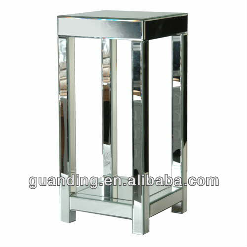 Attrayant Venetian Mirrored Tall Narrow Table   Buy Mirror Console Table,Mirrored  Dressing Table,Modern Console Table And Mirror Product On Alibaba.com