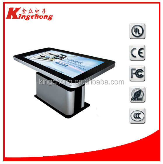 "21.5 "" touchscreen game tables/touch table game/touch screen game machine"