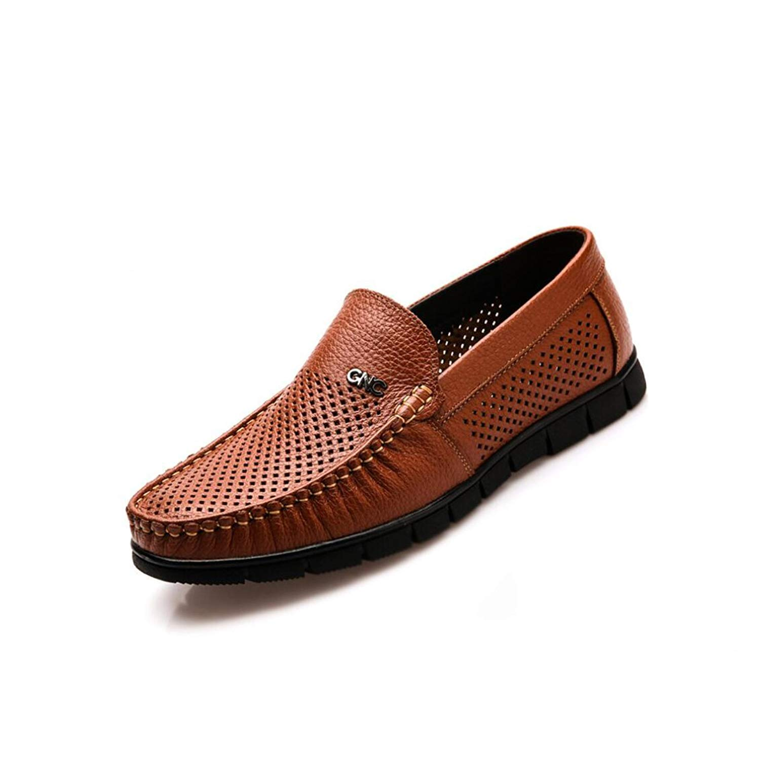 b6d007345bc Get Quotations · GFP Men s Leather Shoes