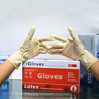 hand protection latex examination glove latex examination gloves manufacturer