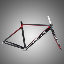 OEM Road Bike Parts Factory China  Aluminium Alloy 7005 Racing Road Bicycle Frame