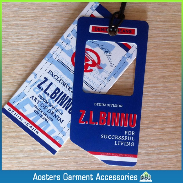 Wholesale label tags for clothes clothes name tags fabric for T shirt tags wholesale
