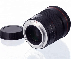 Professional Brand New 85mm F1.8 Standard Camera Prime Lens For Canon Ef Mount Eos Cameras