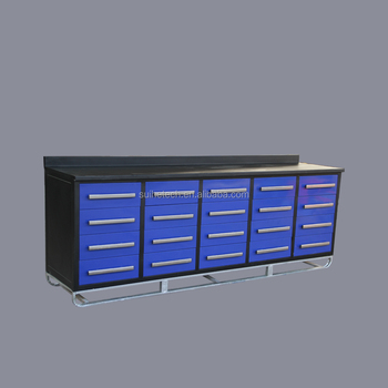 heavy duty stainless steel workbench tool chest with drawer tool cabinet and work bench - Stainless Steel Work Bench