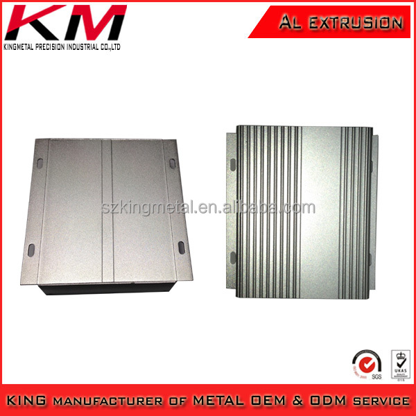 oem aluminum extrusion medical boxes