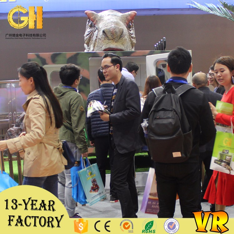 High quality custom amusement park equipment animatronic dinosaur exporters Of New Structure