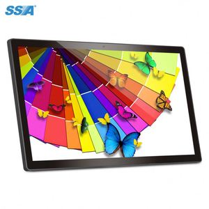 Ultra-thin 19/55/22/10.1/15.6/42 inch android wifi advertising player/digital signage/hd media player