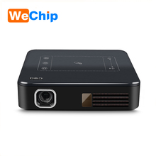 New design C9 Mini Projector RK3328 2G/16G Dual 2.4G/5G WIFI Android 7.1 BT 4.0 cheap mini projector