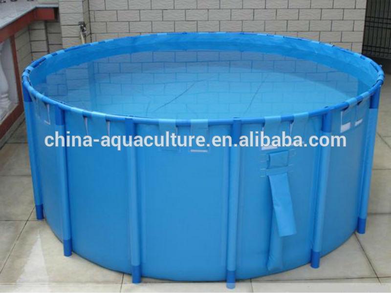 Collapsible mobile fish pond buy mobile fish pond for Portable koi pond