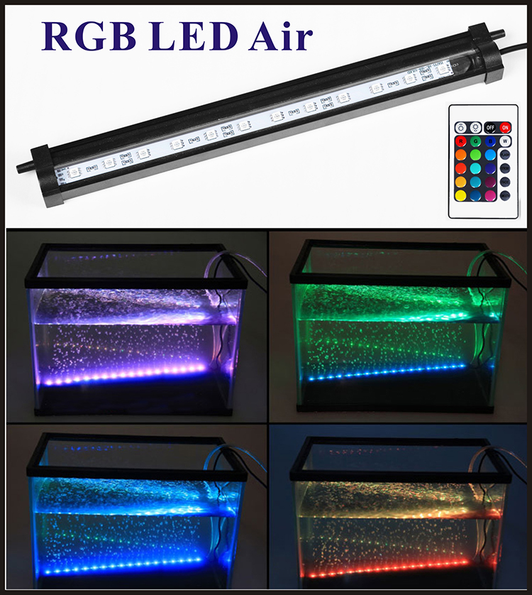 Wholesale waterproof 48 inch led aquarium light aquarium led lighting for sale B30
