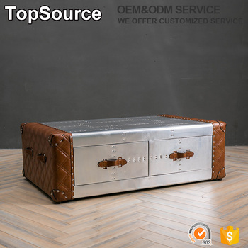 Desk Coffee Table Home Decoration Trunk