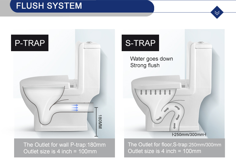 european washdown one piece siphonic closestool for bathroom