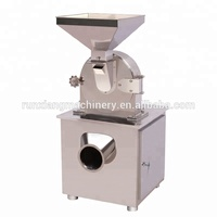 304 Stainless steel electric commercial spice grinder machine for home