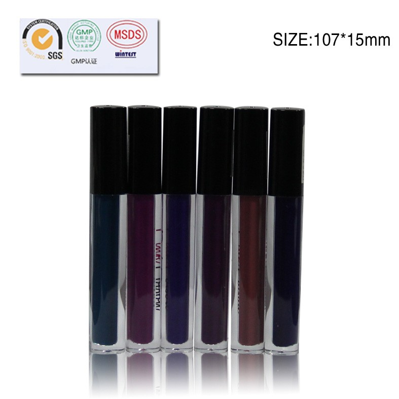 hot selling  long lasting  lipgloss make your private logo