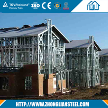 Australian AS1163 Hot new product steel structure luxury prefab light steel villa