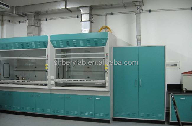 High standard for modern laboratories accessories Combined Fume Hood for labratory